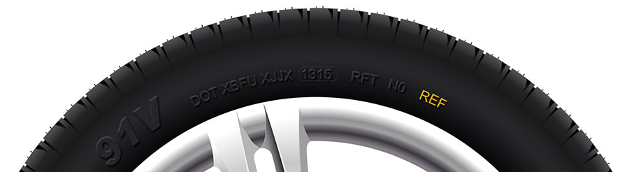 reinforced tyres what does it mean